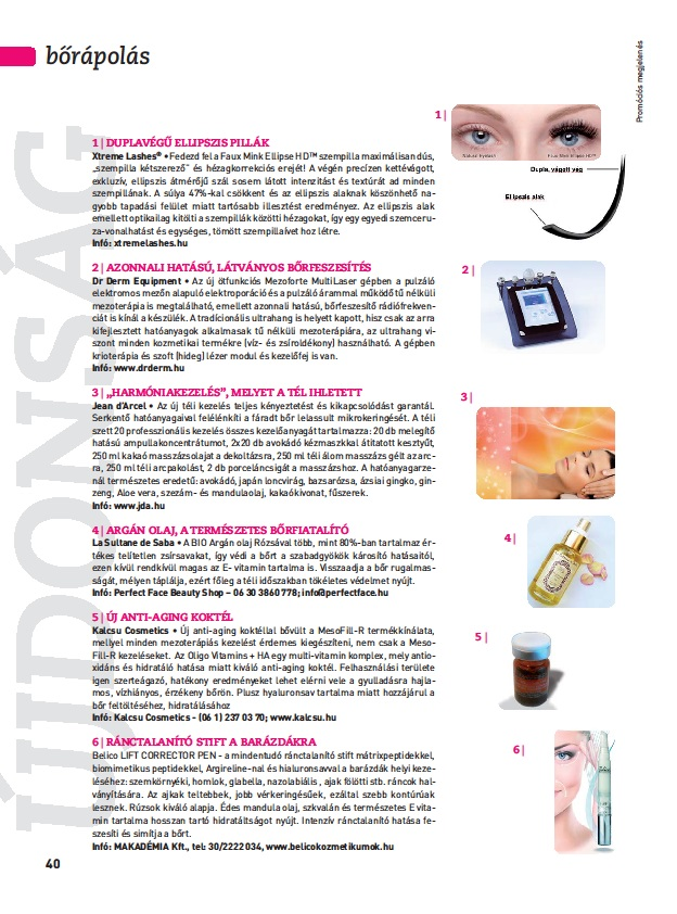Beauty Forum December 2015